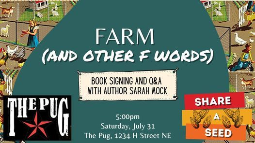 Farm (and Other F Words) - Book Talk