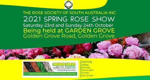 Spring Rose Show