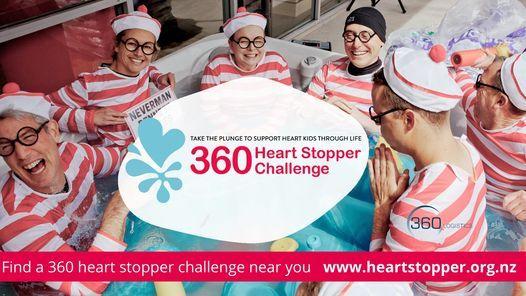 Auckland CBD - 360 Heart Stopper Challenge