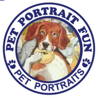 Pet Portrait Fun