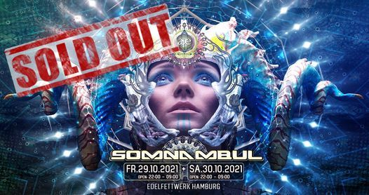 [SOLD OUT] Somnambul 2021 - Halloween Edition
