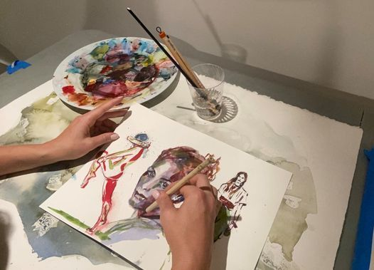 Exploring Watercolor