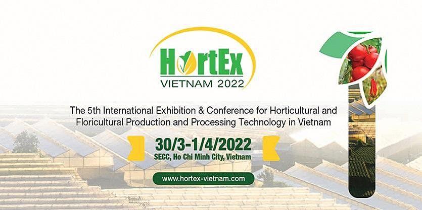 HortEx Vietnam 2022