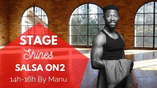 Stage - Mambo & Salsa Shines Portoricaine