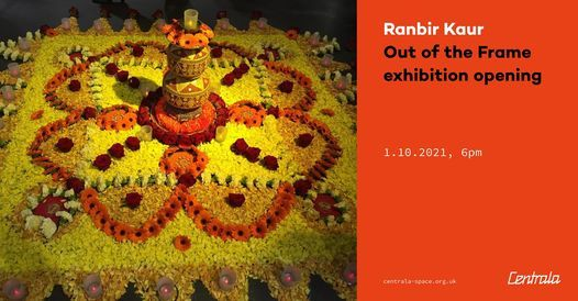 Ranbir Kaur: Out of the Frame exhibition opening