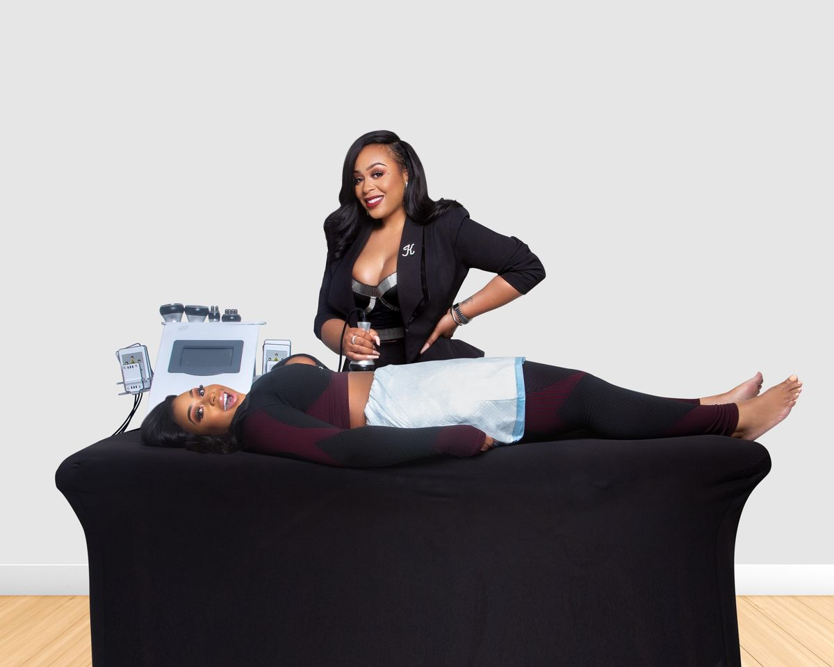 THE ART OF BODY CONTOURING COURSE-   Charlotte