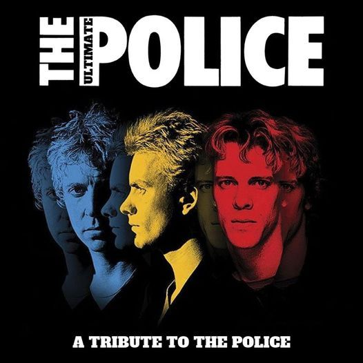The Ultimate Police (Live) + Support