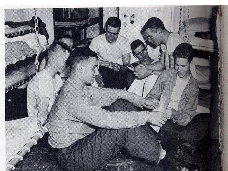 Military Family Program: Life Aboard Intrepid