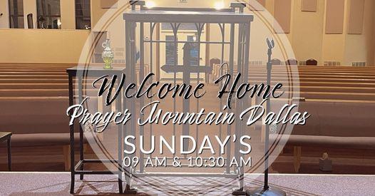 Sunday Service - 09 AM