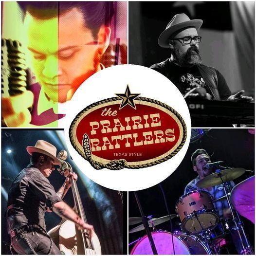 The Prairie Rattlers @ Tony's Siesta