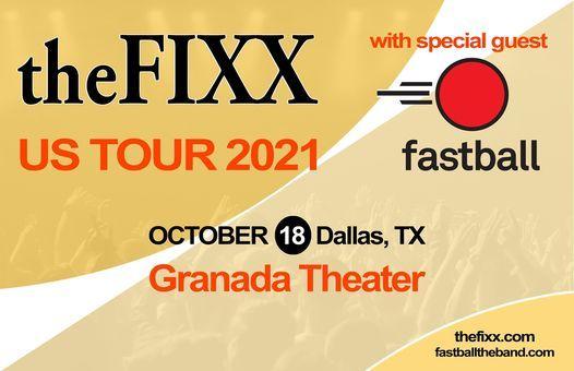 The FIXX & The English Beat in Dallas, TX