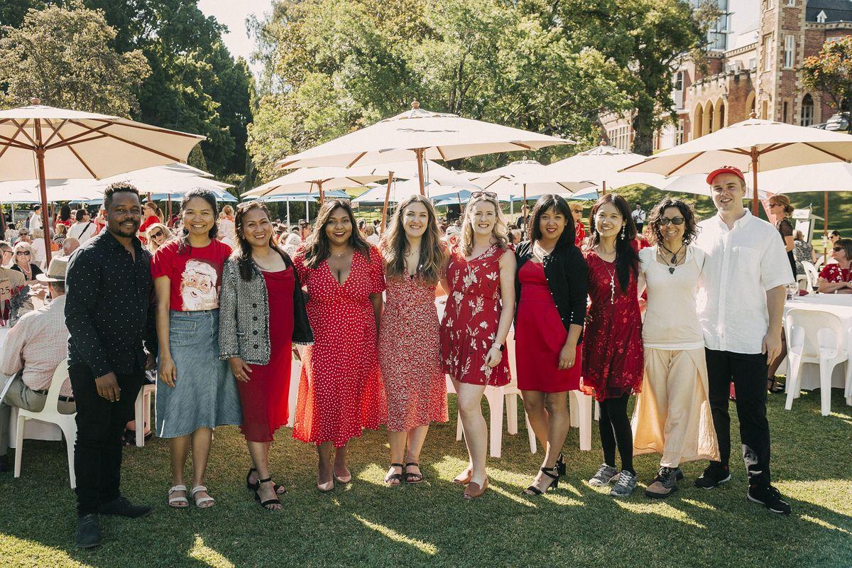 International Volunteer Day Garden Party 2021