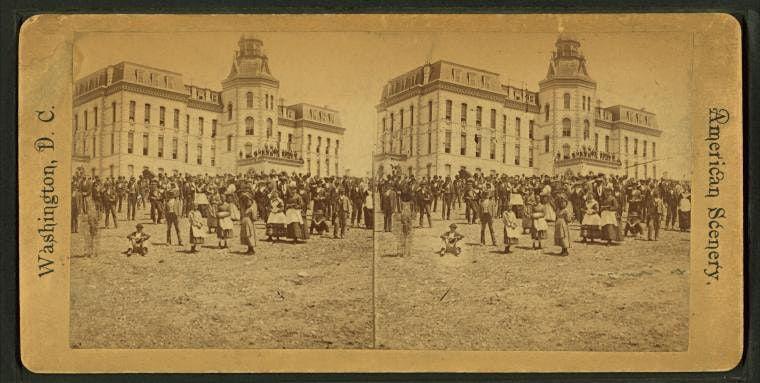 Walking Tour: Frederick Douglass & Howard University (7th Street & GA Ave)
