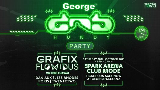 George FM's DNB Hundy Party