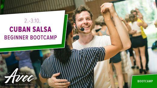 Cuban Salsa Beginner Bootcamp