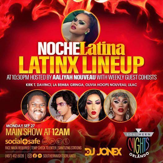 LatinX Lineup
