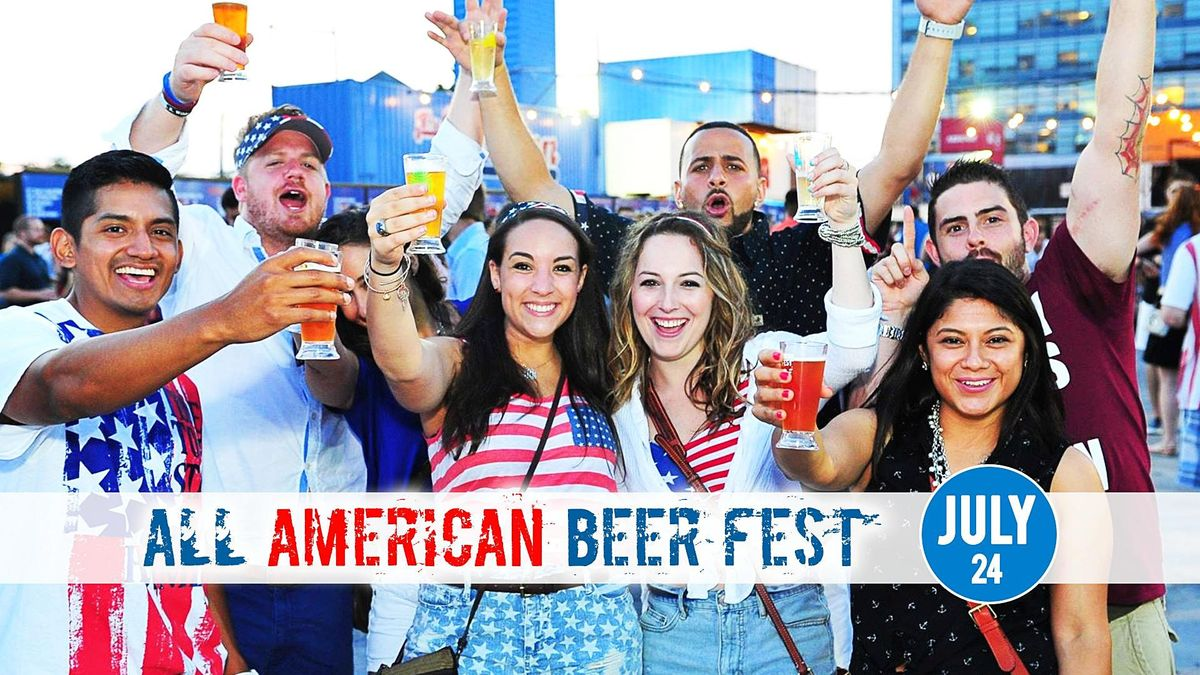 All American Beer Festival 2021 - Washington, DC