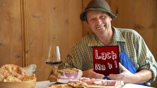Luis aus S\u00fcdtirol \/\/ Lach Ma(h)l \/\/ M\u00fcnchen