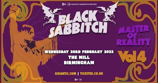 Black Sabbitch - The All Female Black Sabbath | Birmingham