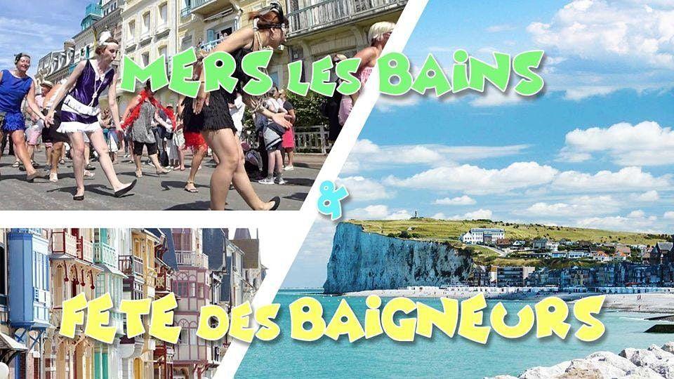 Mers les Bains & Le Tr\u00e9port - Plage & F\u00eate des Baigneurs - LONG DAY TRIP
