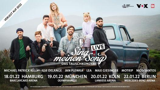 Sing meinen Song - Das Tauschkonzert LIVE  - Die 7. Staffel \/\/ Berlin