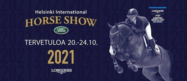 Helsinki International Horse Show 2021