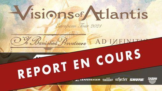 Report en cours - Visions of Atlantis \u00e0 Paris
