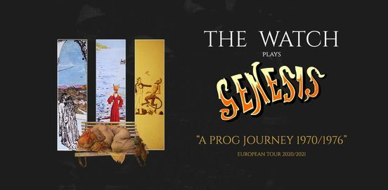 The Watch plays Genesis | A Prog Journey 1970\/1976 - Blues Kitchen, Manchester