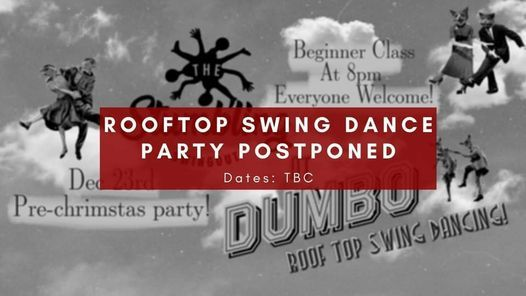 Rooftop Swing Dancing with The Stumbling Swingout!