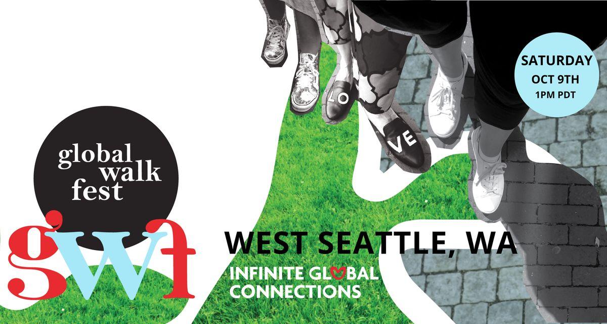 Global Walk Fest \u2014 West Seattle, WA