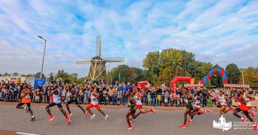 Amsterdam Marathon 2021