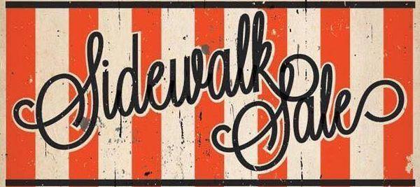 Outdoor Flea Market & Sidewalk Sale