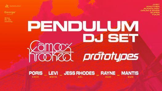 PENDULUM (DJ Set), Camo & Krooked, The Prototypes | Auckland