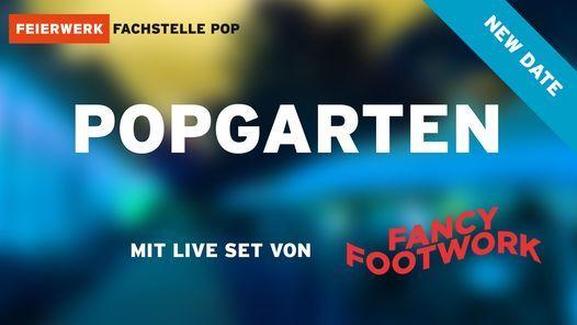 POPGARTEN Vol.01 w\/ Fancy Footwork