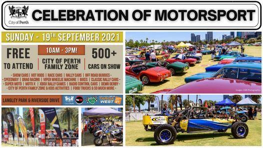 City of Perth Celebration of Motorsport & Family Zone