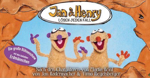 Jan & Henry - Die B\u00fchnenshow