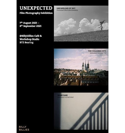 Unexpected - Film Photography Exhibition