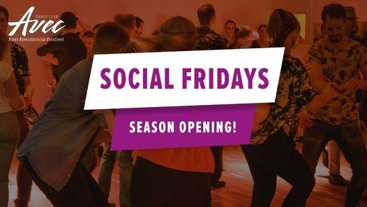 Social Friday - Season opening!