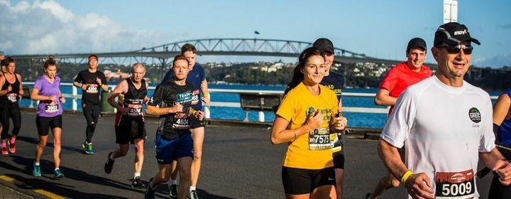 Auckland Marathon 2021