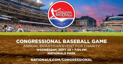 The Congressional Baseball Game for Charity