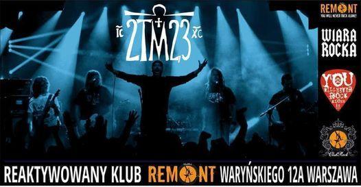 Tymoteusz 2TM2,3 w Warszawie Klub REMONT