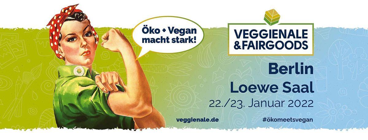 Veggienale & FairGoods Berlin 2022