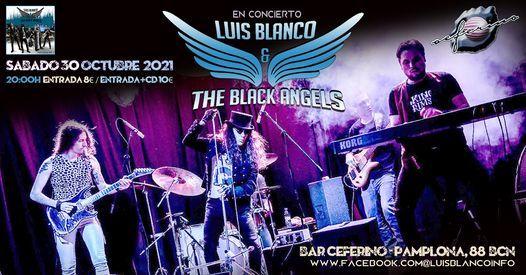 Luis Blanco & The Black Angels - Ceferino Bar
