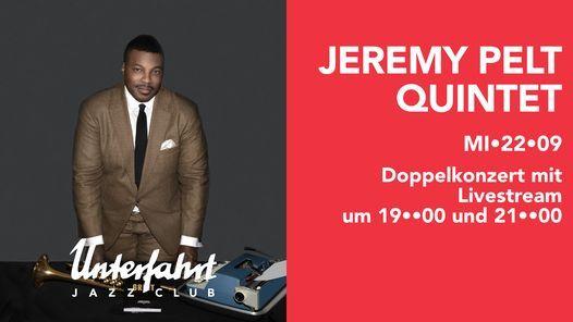 Jeremy Pelt Quintet \u2022 Live at Unterfahrt