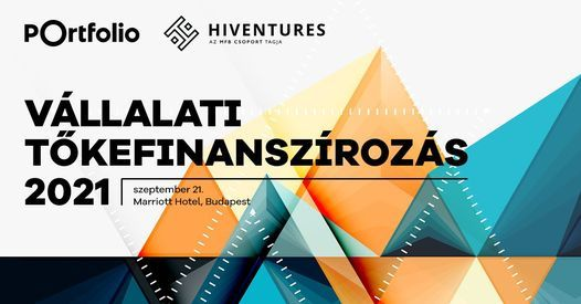 Hiventures - Portfolio V\u00e1llalati T\u0151kefinansz\u00edroz\u00e1s 2021