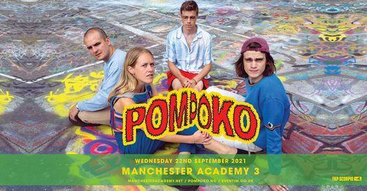 Pom Poko - Manchester Academy 3