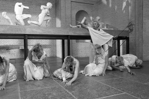 Premiere Engel- Danceperformance\/ Stefan Maria Marb