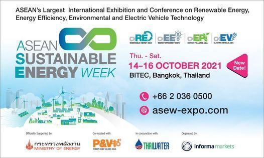 [Fair] ASEAN Sustainable Energy Week 2021