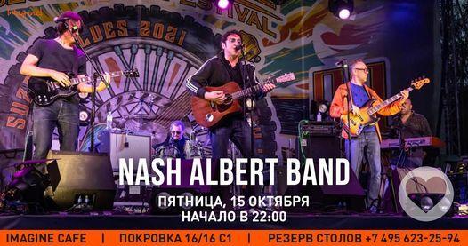 Imagine | Nash Albert band