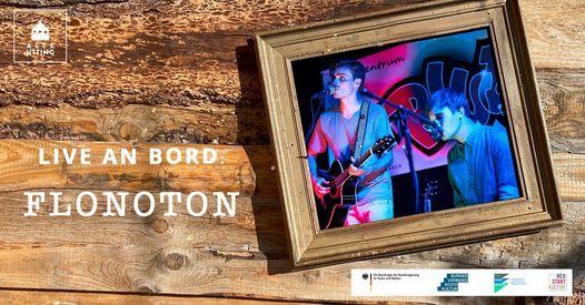 Flonoton | live an Bord